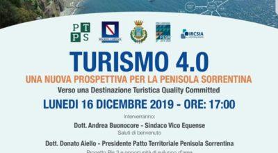 Incontro sul Turismo 4.0 per illustrare i risultati di un'indagine di Tourist Satisfaction